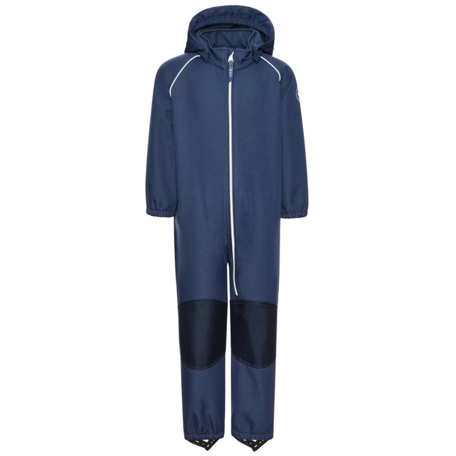 name it Softshell Onesie Alfa dress blues