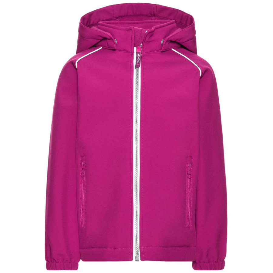 name it Girls Softshelljacke Alfa festival fuchsia