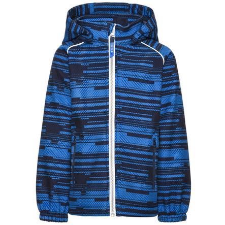 name it Boys Soft shell jacket Alfa vestido azul