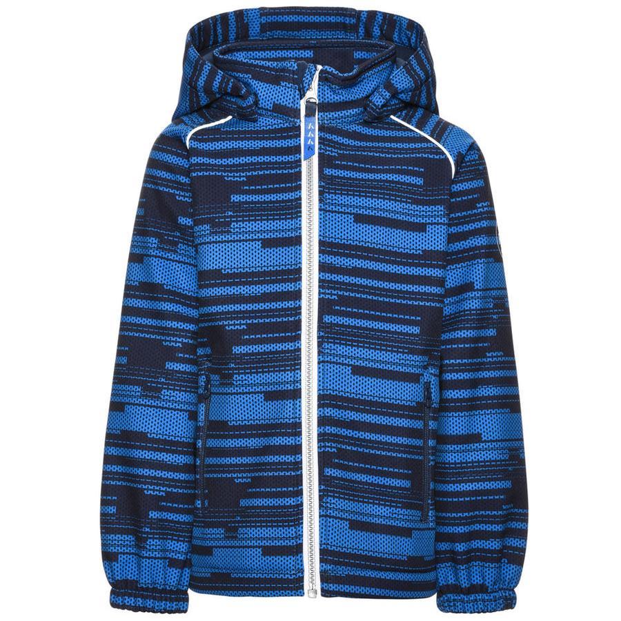 name it Boys Softshell jacket Alfa dress blues