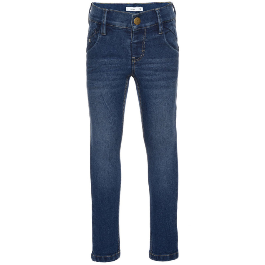 name it Jeans Alex slim fit medium blue denim