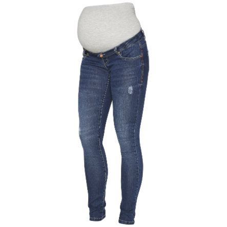 mama licious Circumstance jeans MLNANETH medio blu melange