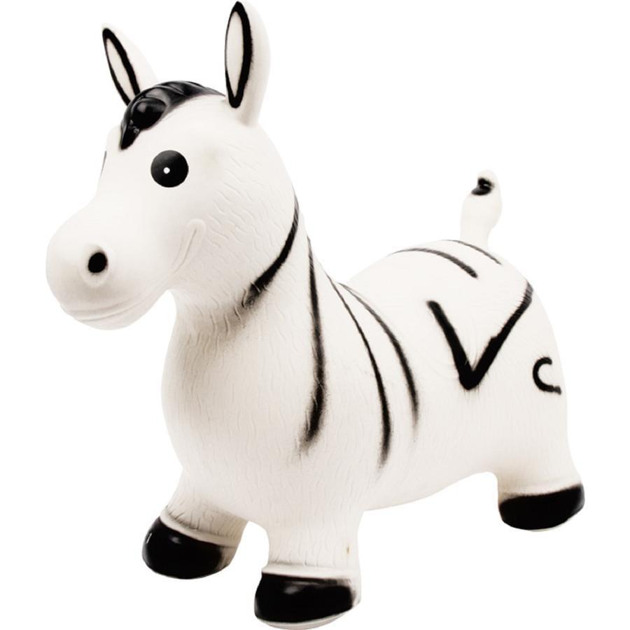 small foot® skákací zebra