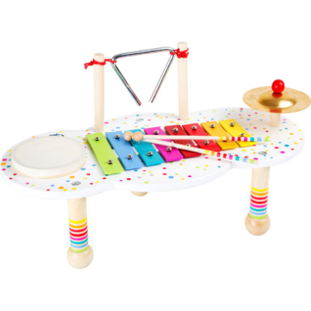 small foot table de musique Sound