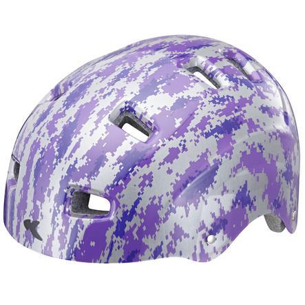 KED Fahrradhelm Risco K-Star Violet