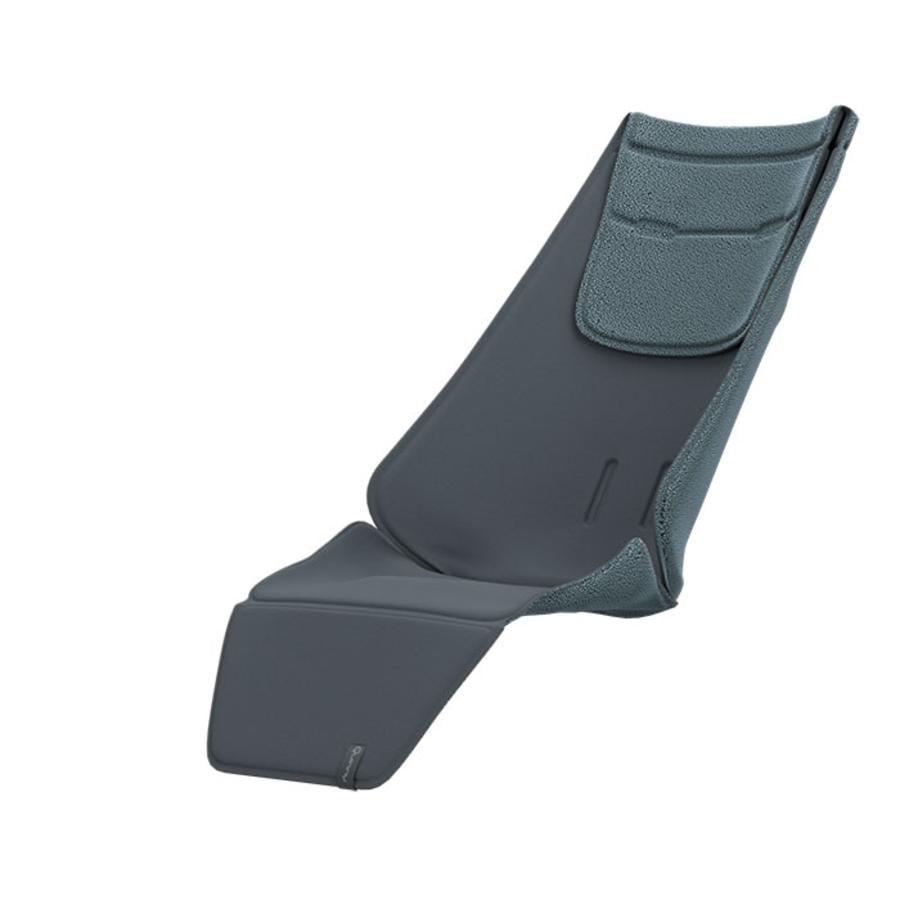 QUINNY Istuimen päällinen malleihin Zapp Flex, Zapp Flex Plus ja Zapp Xpress, Graphite