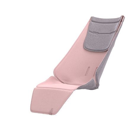 Quinny Wkład do siedziska do wózka Zapp Flex, Zapp Flex Plus, Zapp Xpress, kolor Blush