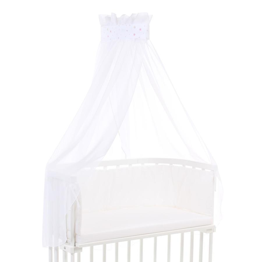 babybay ciel de lit toiles sable m re 200 x 135 cm. Black Bedroom Furniture Sets. Home Design Ideas