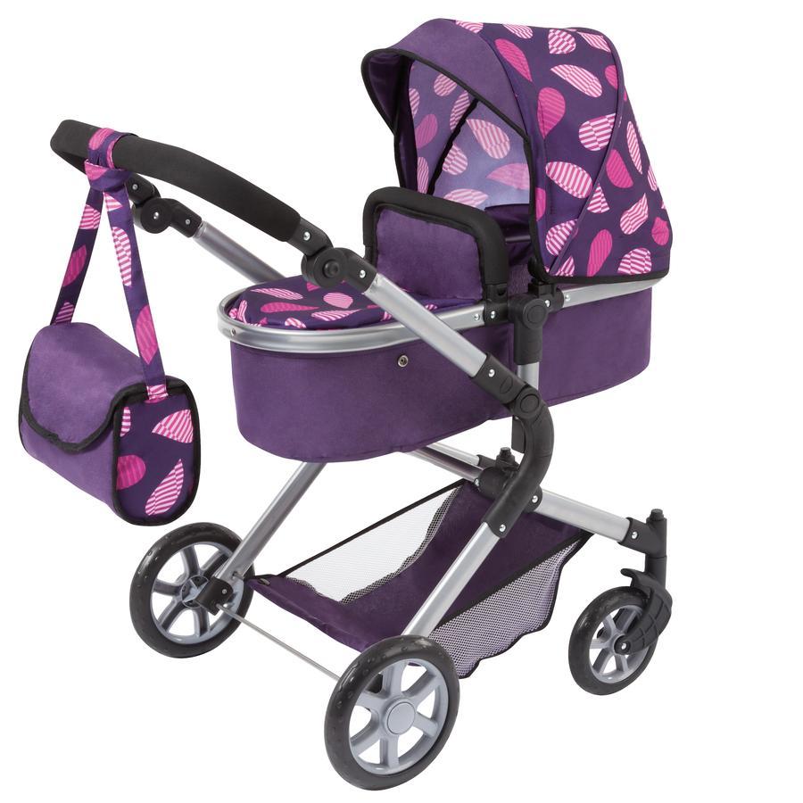 bayer Design Wózek dla lalek Neo Star, ciemnoniebieski