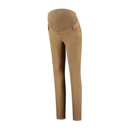 LOVE2WAIT Spodnie ciążowe Sophia Camel