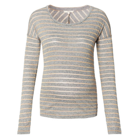 noppies Långärmad skjorta Hasna Grey Melange