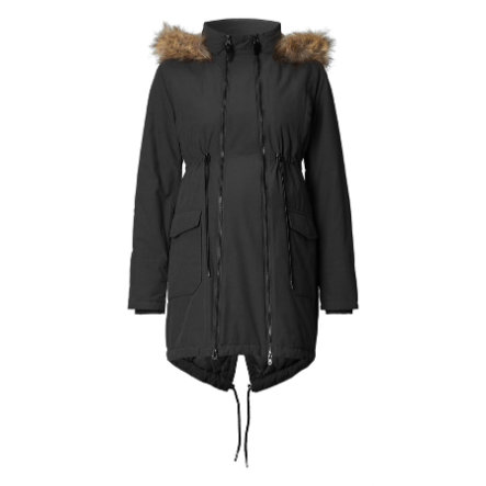 noppies Umstandjacke Malin Black