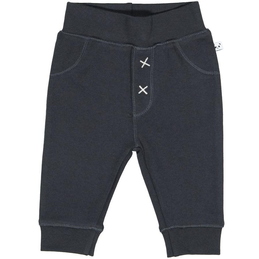 STACCATO Pantalone felpa blu scuro