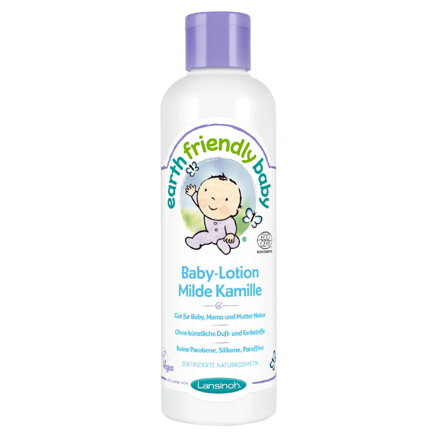 Lansinoh Baby-Lotion Earth Friendly Baby® Milde Kamille 250 ml