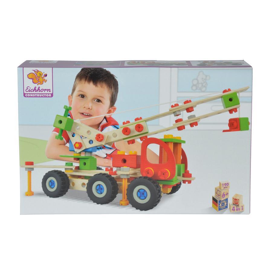 HEROS Constructor - Kranwagen