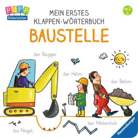 Ravensburger Mein erstes Klappen-Wörterbuch: Baustelle