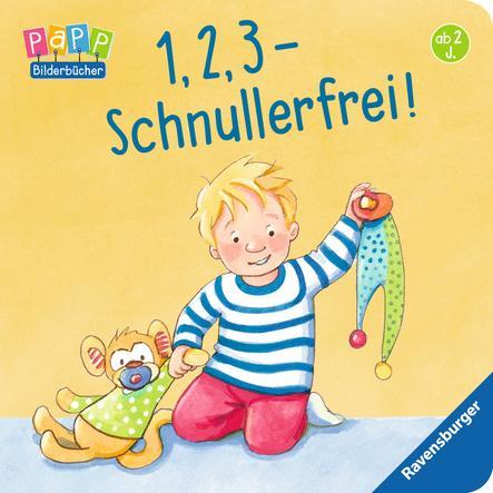 Ravensburger 1,2,3 - Schnullerfrei!