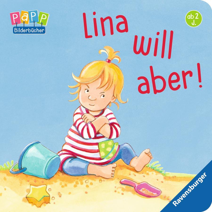 Ravensburger Lina will aber!