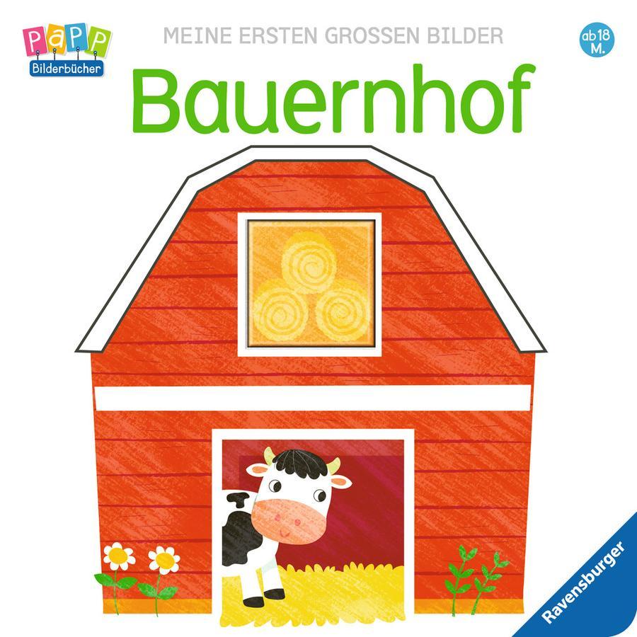 Ravensburger Meine ersten großen Bilder: Bauernhof