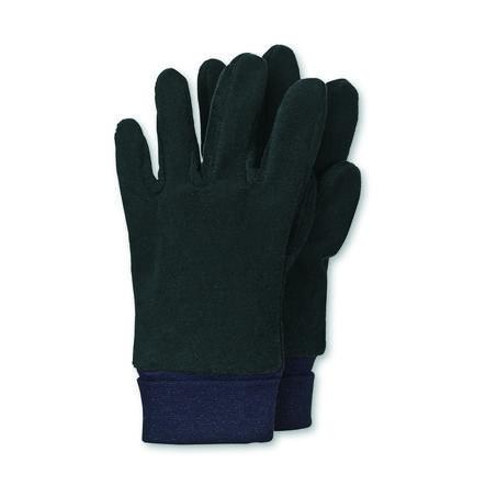 Sterntaler Gant de doigt Microfleece noir