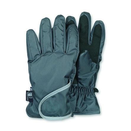 Sterntaler prstové rukavice Microfleece šedivé