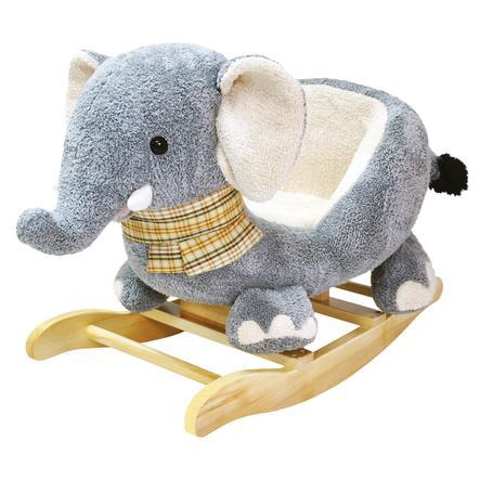 Dondolo Elefante Nattou.Bino Elefante A Dondolo