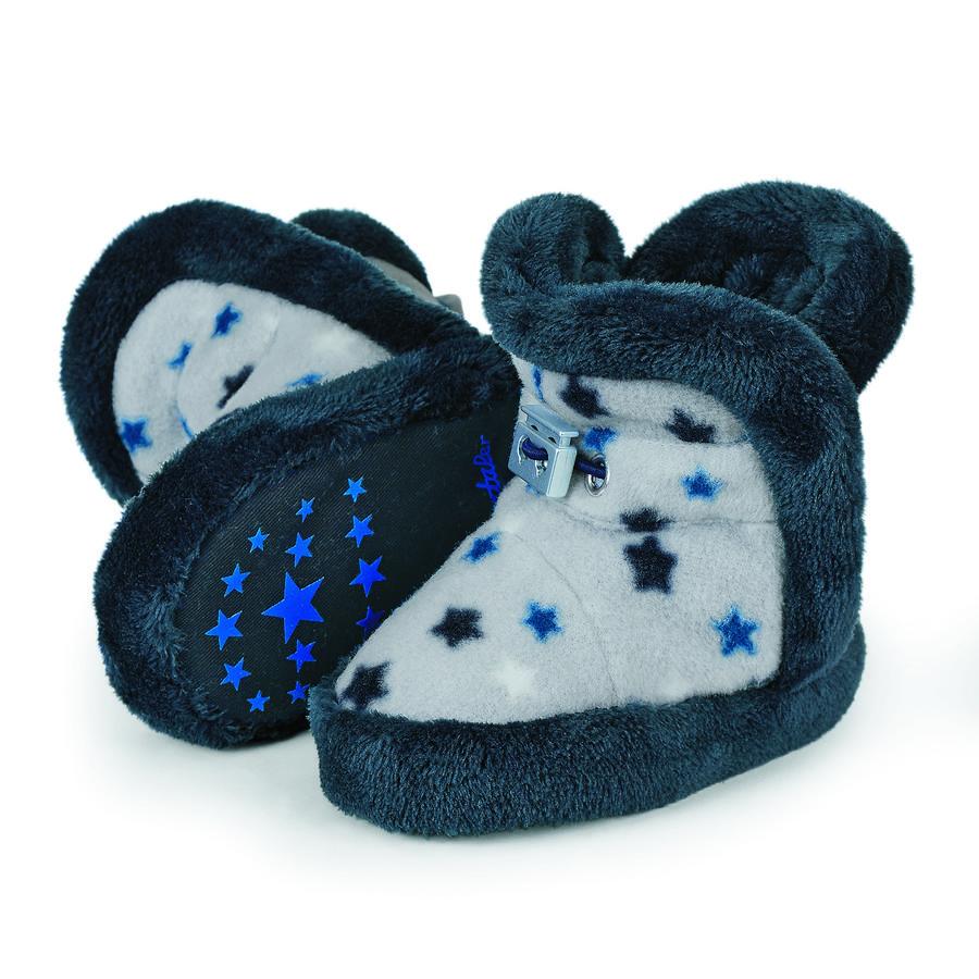Sterntaler Bottes enfant duvet bleu marine