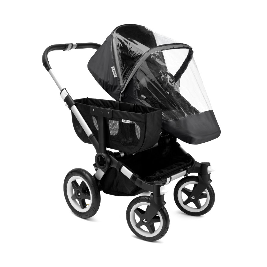 Bugaboo Donkey/Buffalo/Runner Regnslag High Performance Black