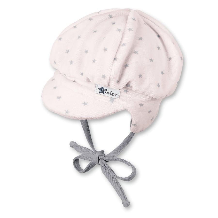 Sterntaler Girls Schirmmütze Sterne rosa