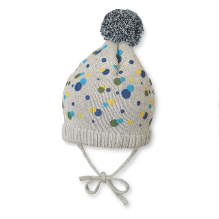 Sterntaler Boys Bonnet tricot atlantique