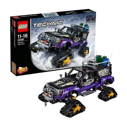 LEGO® Technic Extreme Adventure 42069