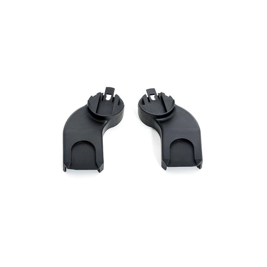 MOON FLAC Adapter für Maxi-Cosi, Cybex, Kiddy, Recaro und HTS schwarz