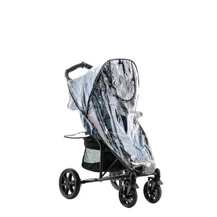 BABYWELT Osłona przeciwdeszczowa do wózków spacerowych z serii Fit oraz Kiss