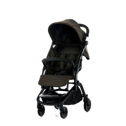 MOON Passeggino leggero Star brown/fishbone