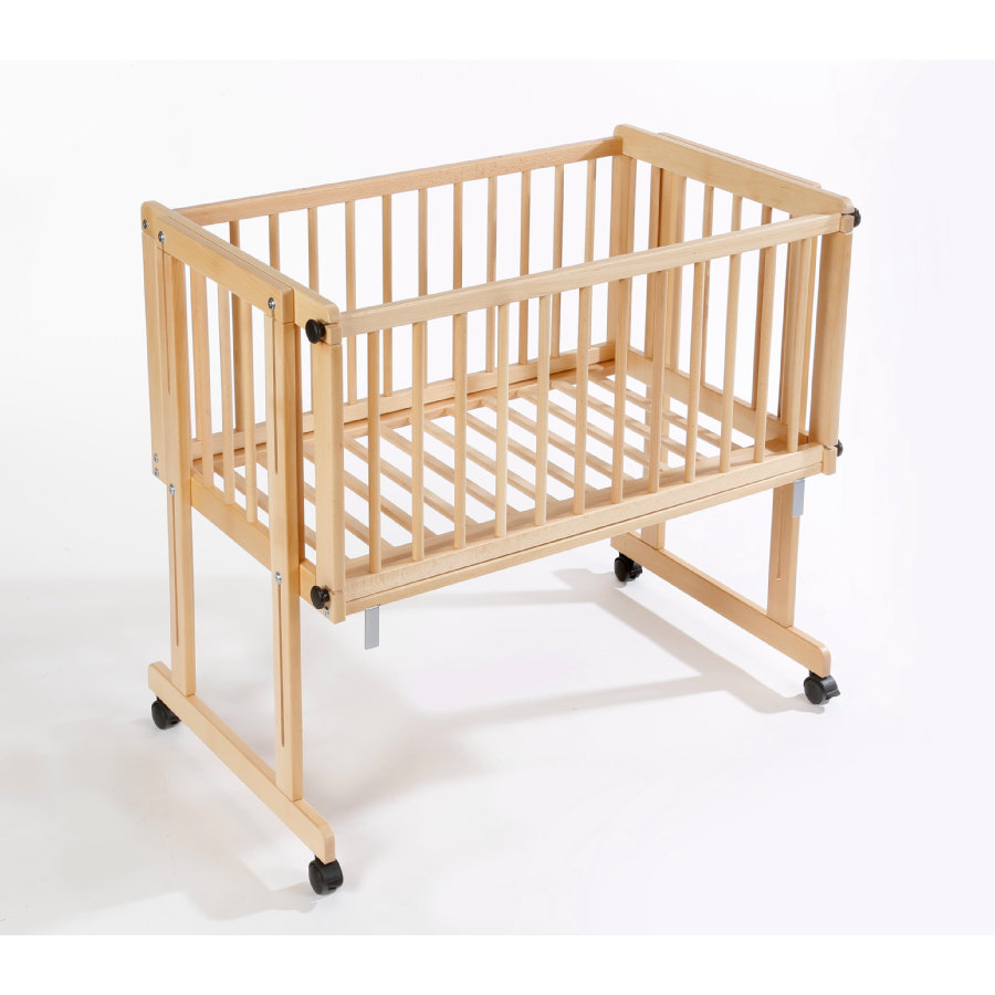 Easy Baby Cot and Co-Sleeper natural, dream and drive