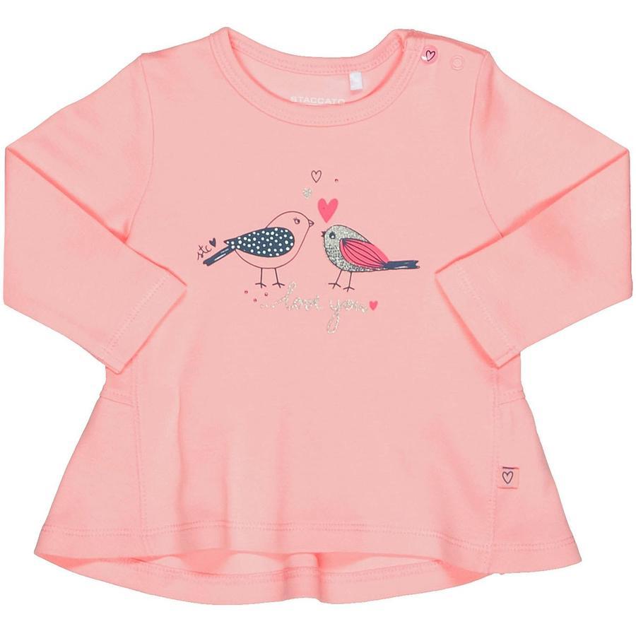 STACCATO Langarmshirt rosa