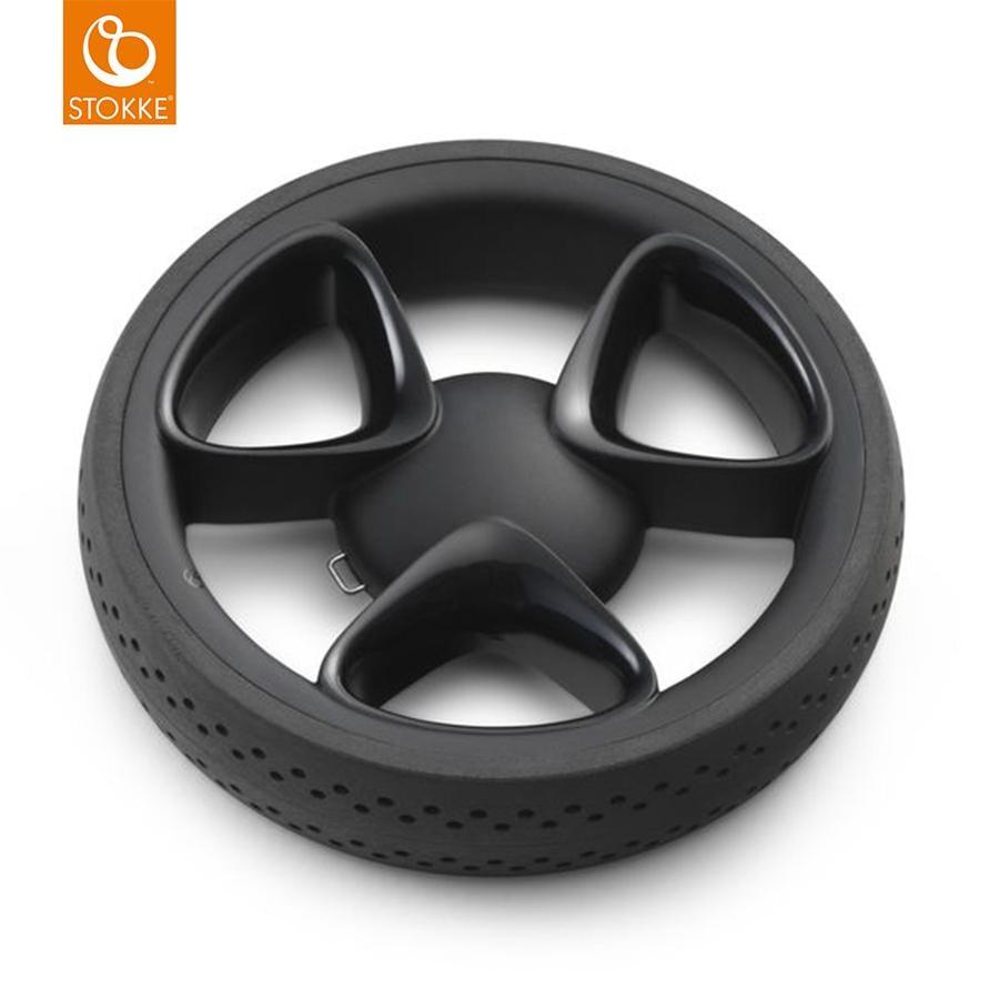 STOKKE® Xplory® Räder 4 Stk schwarz