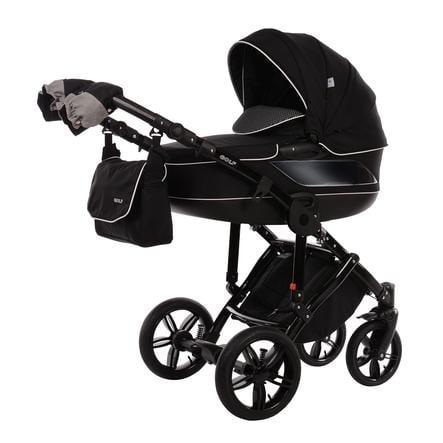 knorr-baby Kinderwagen Volkswagen Golf schwarz