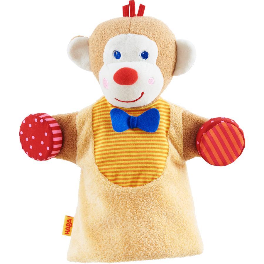 HABA Marionnette Sonorisée Singe 303372