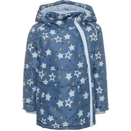 NAME IT poikien Jacket Micco Ensign sininen