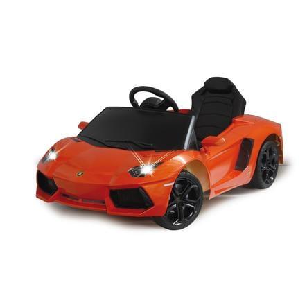 JAMARA Véhicule enfant Ride-on Lamborghini Aventador, orange