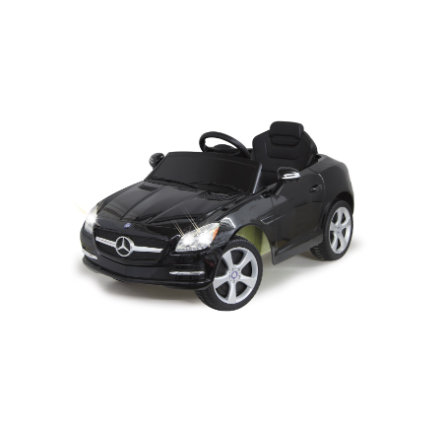 JAMARA Kids Ride-on - Mercedes SLK, zwart, Accuvoertuig