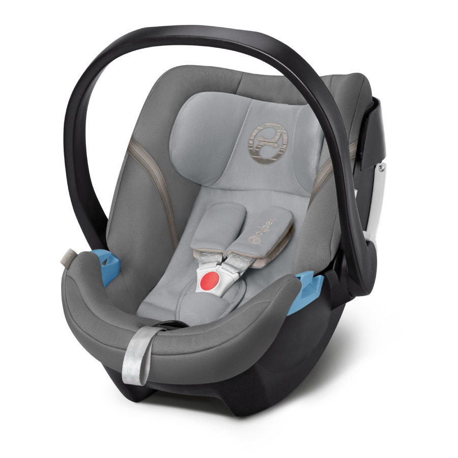 cybex GOLD Aton 5 Manhattan Grey - mid grey 2018