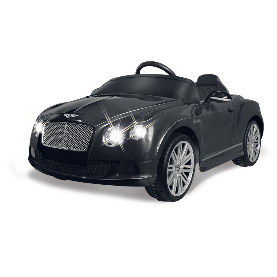 JAMARA Kids Jeździk Ride-on - Bentley GTC, czarny