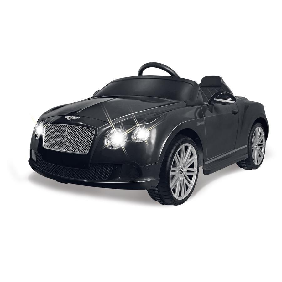 JAMARA Kids Ride-on - Bentley GTC, zwart, accuvoertuig