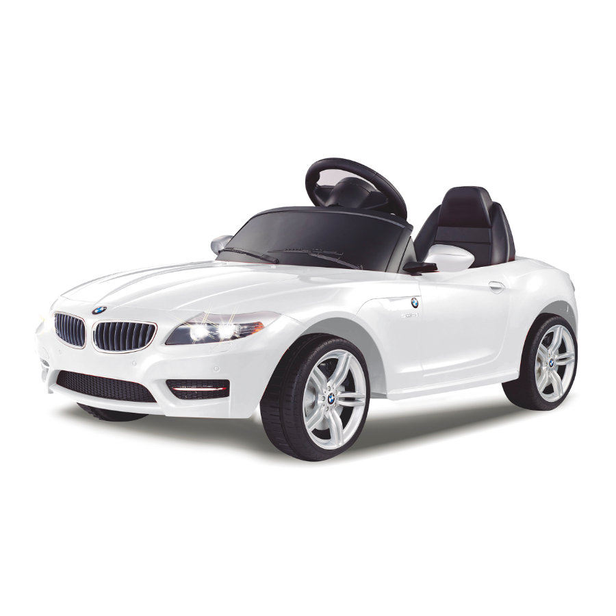 JAMARA Kids Ride-on - BMW Z4, weiß