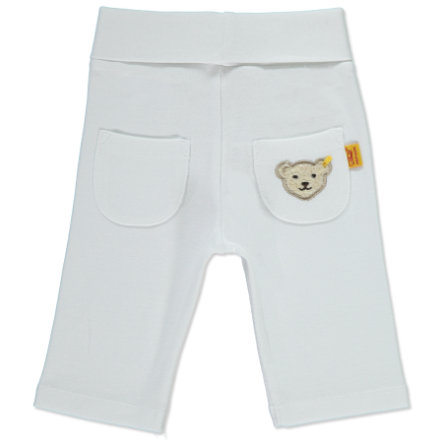 STEIFF Baby Sweat Trousers white