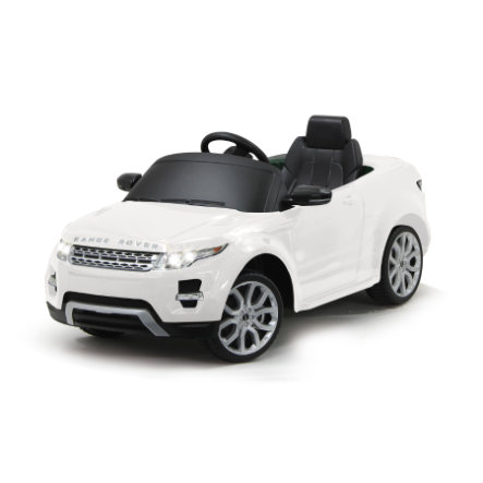 JAMARA Macchina Kids Ride-on - Land Rover Evoque, bianca