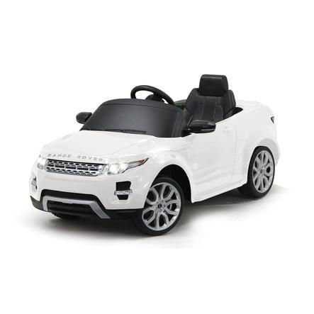 JAMARA Sähköauto Kids Ride-on Land Rover Evoque, valkoinen