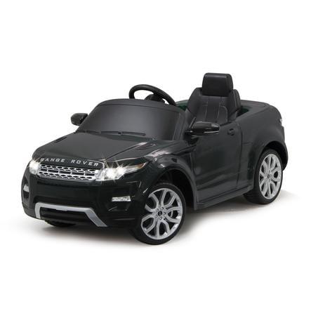 JAMARA Voiture électrique enfant Ride-on Land Rover Evoque, noir